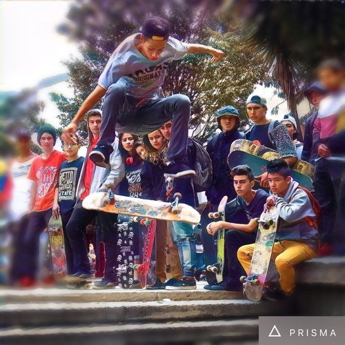 Skateboarding Colombia Art Portraits Art, Drawing, Creativity Colombia Es Bella Instalike