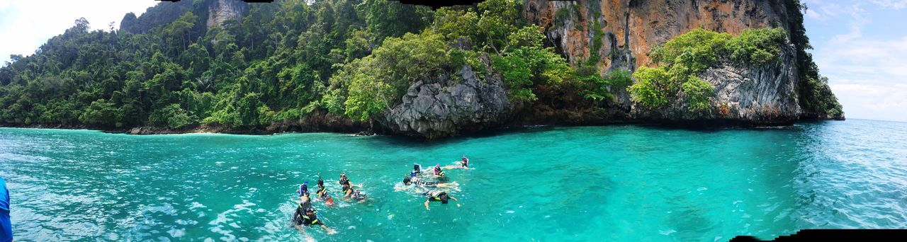 Snorkeling in phiphi islands Vacations Swimming Adventure