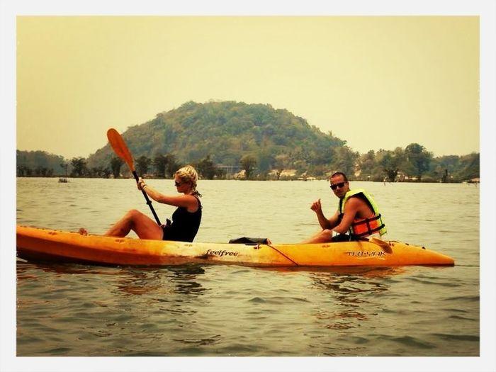 Four Thousand Islands Kayakking