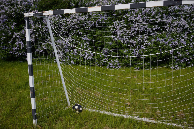 Soccer football gate and ball Gate Play Time Soccer Game Activity Ball Competition Football Game Goal Grass Net - Sports Equipment Play Playing Field Soccer Soccer Ball Soccer Field Soccer Goal Soccer Life Soccer Player Sport Sports Equipment Team Sport Tournament