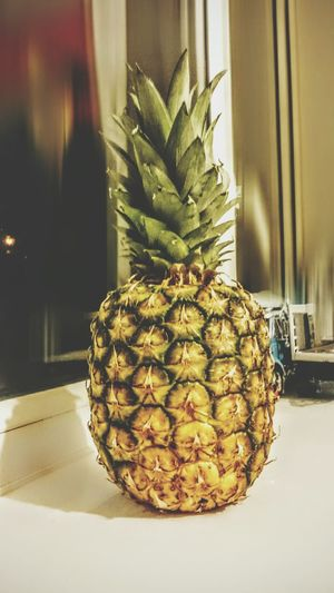 Photography Backgrounddefocus Food Food Porn Food Photography Taking Photos Check This Out Pineapple Fruit Fruitporn Fruitphotography Random