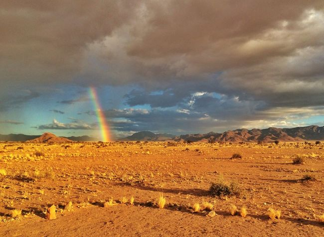 Rainbow Sky Great Views Nambwzanam15