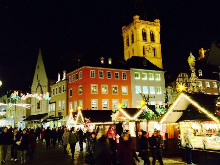 Trierer Weihnachtsmarkt X-Mas Market in Trier