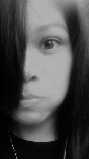 Walang magawa so here i am selfie.. :P Selfie ✌ Eyeem Me :) Black And White BORED!