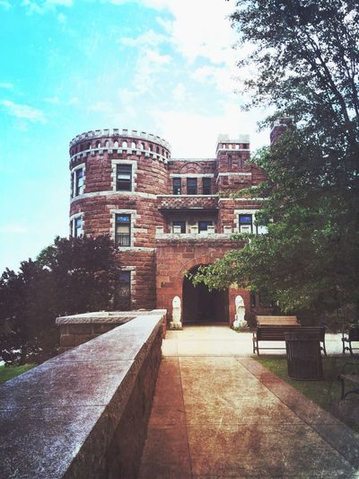Castle Castles Architecture Architecture_collection IPhoneography Tadaa Community New Jersey EyeEm New Jersey Historical Building