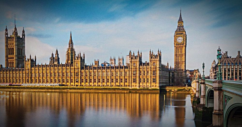 Big Ben !! Architecture Building Exterior Built Structure Water Famous Place Tourism Travel Waterfront Tower River Clock Tower Sky Cloud International Landmark Spire  Houses Of Parliament Tall - High Capital Cities  Government