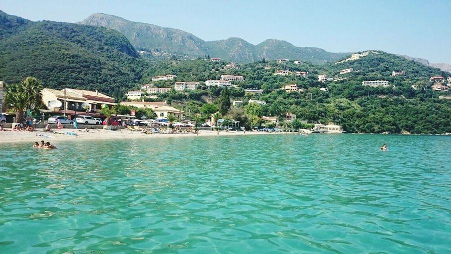 Corfu CORFU ISLAND Kerkira Gouvia Greece Греция Керкира гувия остров