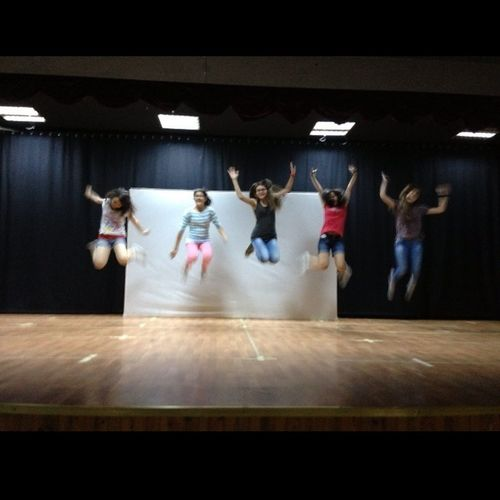 Jumping With Friends Havingg Funn!! Lovvees!