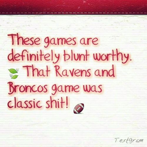 Ravens Baltimore Vroncis Denverv sanfran 49ers greenbay packers football nfl classicshit got me lifted