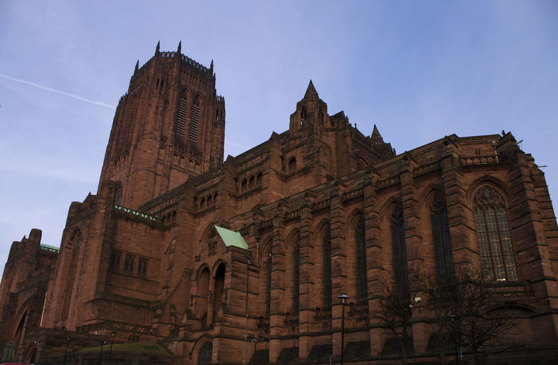 Architecture Arhitecture Building Exterior Built Structure Catedral Day History Liverpool Low Angle View Outdoors Tower Travel Destinations First Eyeem Photo