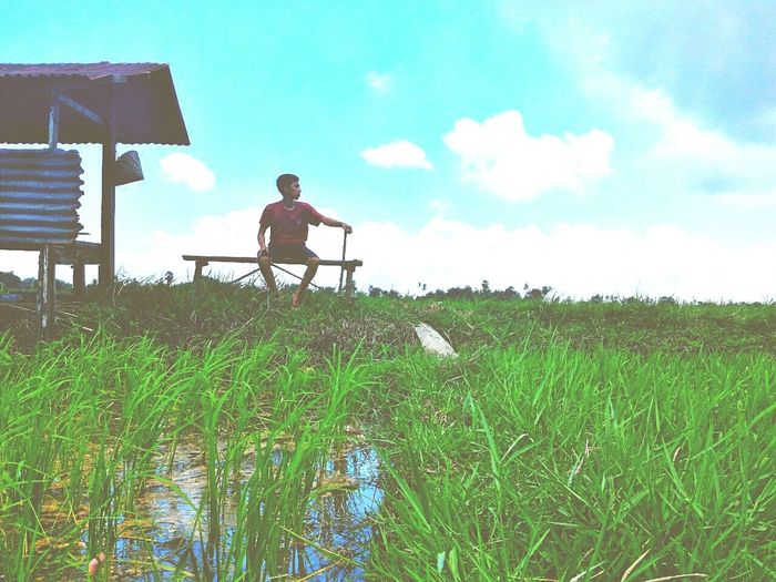 Relaxing Daengmokofoodtruck That's Me Taking Photos Enjoying Life INDONESIA Makassar