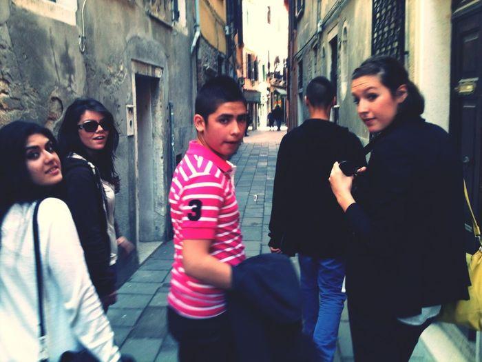 I Ragazzi In Venezia
