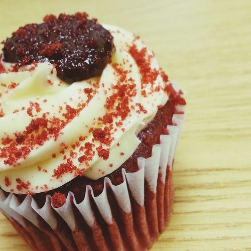Red Velvet Cupcake?