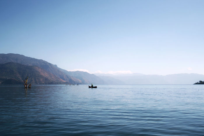 Embarking on new adventures... Atitlan Atitlan Lake Beauty In Nature Blue Central America Clear Sky Day Fisherman Lake Lake View Landscape Mountain Nature Nautical Vessel No People Outdoors Row Boat Scenics Sea Sky Traditional Culture Tranquil Scene Tranquility Vacations Water Miles Away Neighborhood Map The Great Outdoors - 2017 EyeEm Awards Investing In Quality Of Life