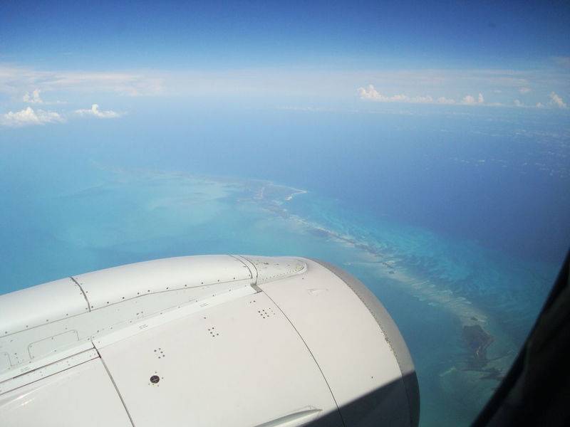 Aerial View Aeroplane Air Vehicle Aircraft Wing Airplane Beauty In Nature Blue Cuba Flying Havana, Cuba Havanna, Cuba Horizon Over Water Jet Engine Landscape Mode Of Transport Nature On The Move Scenics Sea Sky Transportation Travel Water