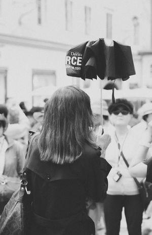 Woman Awareness Consciousness Consciousness Awaken People Rainy Day Standing Street Street Photography Streetphotography Umbrella The Street Photographer - 2018 EyeEm Awards
