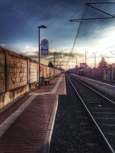 Streetphotography Hdr_Collection Trainstation