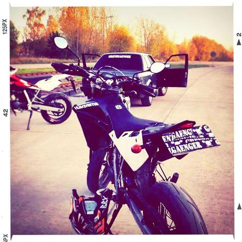 Ele amigo um nova moto lindoo fuii