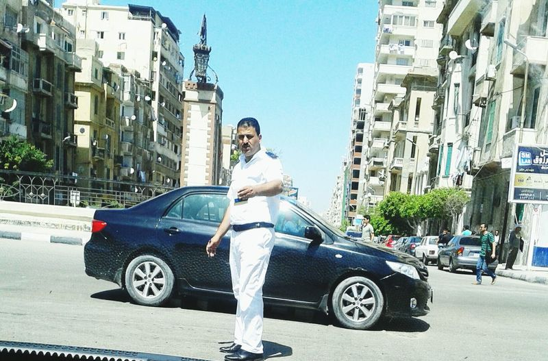 Street policeman in Alexandria The Place I'm Now Hello World Check It Out Street Photography