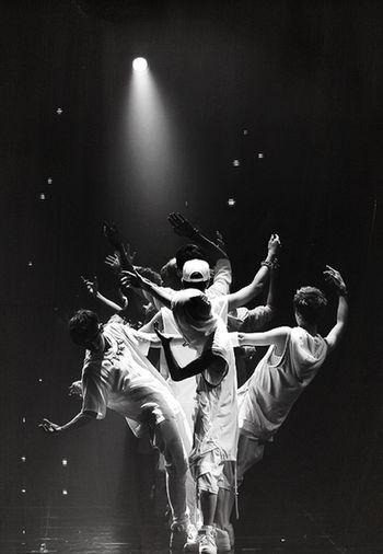 생명의나무:) EXO Exo-K EXO-M