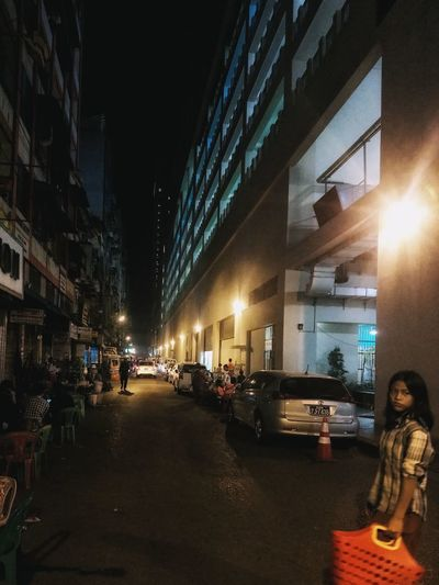 The Graphic City Night Illuminated Architecture City Outdoors Building Exterior Streetphotography Built Structure Myanmarphotos EyeEmNewHere Urbanphotography Streetphoto_color Worldstreetphotography Igersmyanmar Myanmarstreetphotography City Life Young Women Worldwidestreetph Architecture Real People