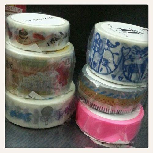 HongKong Masking Tape Paper Tape Mtex