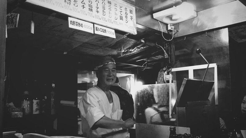 Japan Fukuoka Yatai Gouda Good Taste