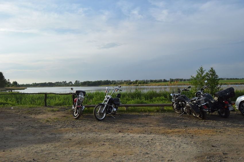 #beautiful #motorcycles #Poland #rally #sky #summer #sun #view #water