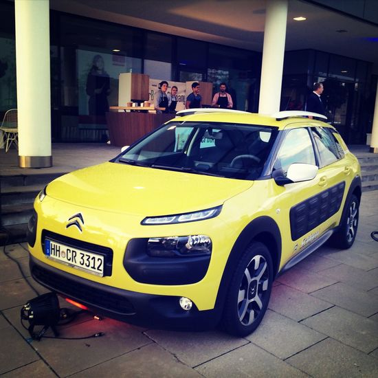 Citroen car Getting In Touch cactus more: http://www.kfz.net/autobilder/citroen/c4-cactus/