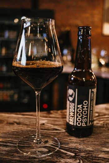 Beer time Cocoa