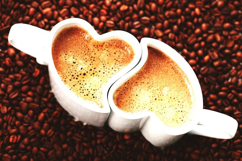 Caffe At Caffe Love Love ♥ Ruya