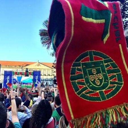 Sports Eurocup  Football The Week On Eyem Shootermag_portugal EyeEm Porto NEM Street Streetphotography Street Photography European Championship  Portugal Porto Champions