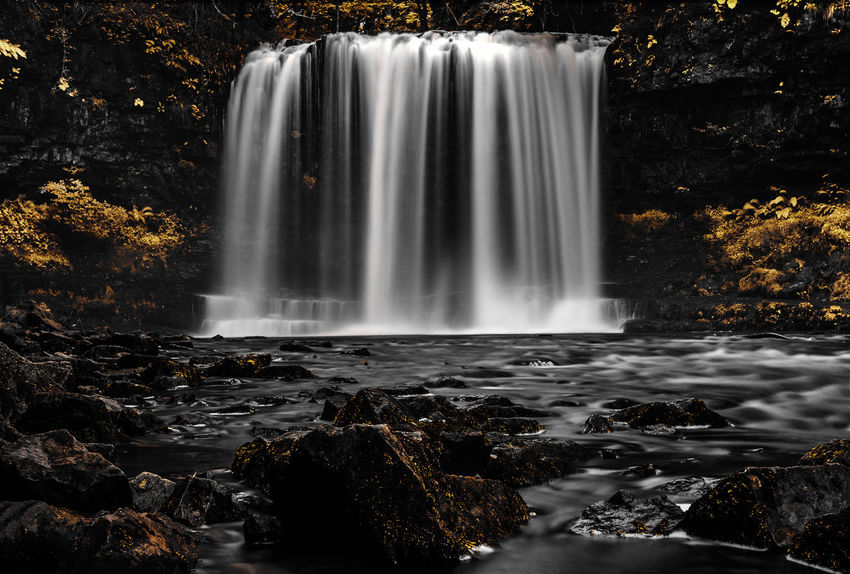 Captured on the 4 Waterfalls Walk in the Brecon Beacons. The YouTube video will appear on my channel later today: https://www.youtube.com/channel/UCu1Vb-Yp0sEfD5isgWPEiTw Brecon Beacons Beauty In Nature Blurred Motion Cataract Day Falling Water Flowing Flowing Water Forest Long Exposure Motion Nature No People Outdoors Power Power In Nature Purity Rainforest Rock Rock - Object Scenics - Nature Solid Tree Water Waterfall