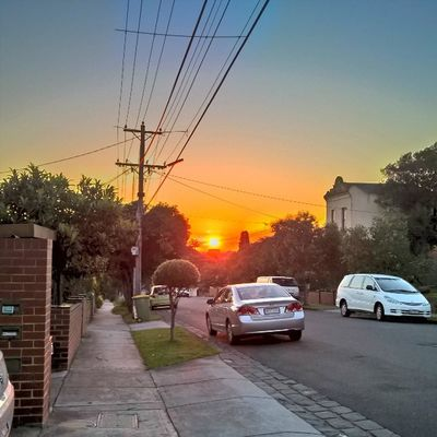 Lumia Richcapture Sunset 🌇 930 Nokia Microsoft windows phone winphan wp8au Red in the morning, sailors warning ⚠, red at night, sailors delight!