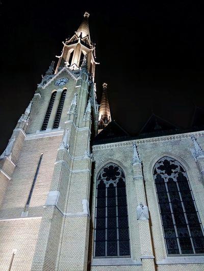 Church Night Photos