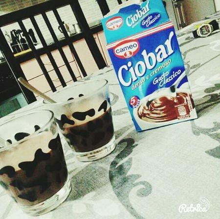Cioccolatacalda Ciobar Mhh !!!!!!