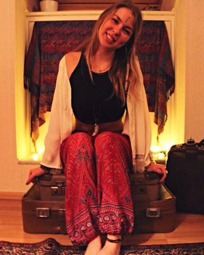 Boho Goodvibes Hippie MaryJane Goapants Girlswhosmokeweed Ganesha Body Curves  Blonde Girl Dreads