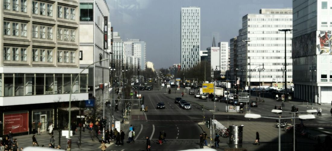 Alexanderplatz Impossible Moments Soistberlin  Streetphotography