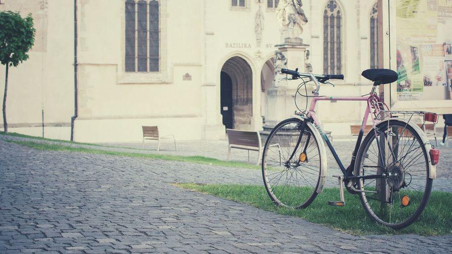Bike Old Bike