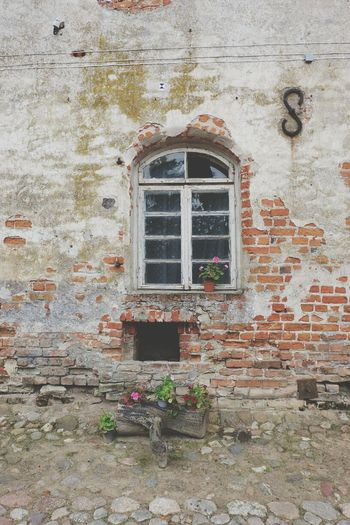 Panemunes castle Nature Castle Old Vintage