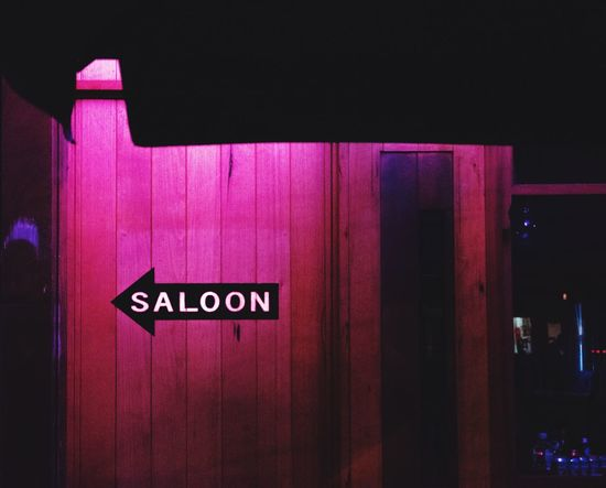 Saloon Saloon Time City Nightphotography Streetphotography Art No People Text Architecture