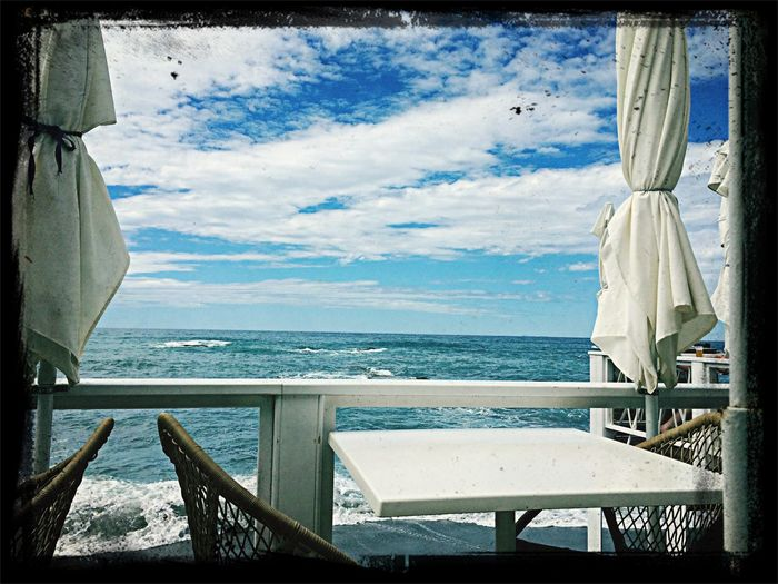 Oggi pranzetto qui Ischia