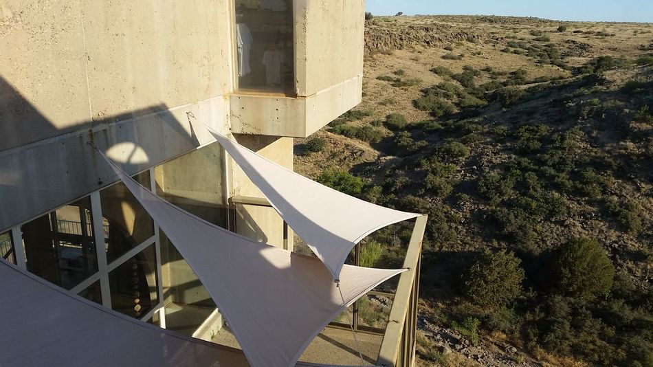 Architecture Built Structure Building Exterior Outdoors Nature Mobile Photography Arizona Landscape Arcosanti Landscape Collection