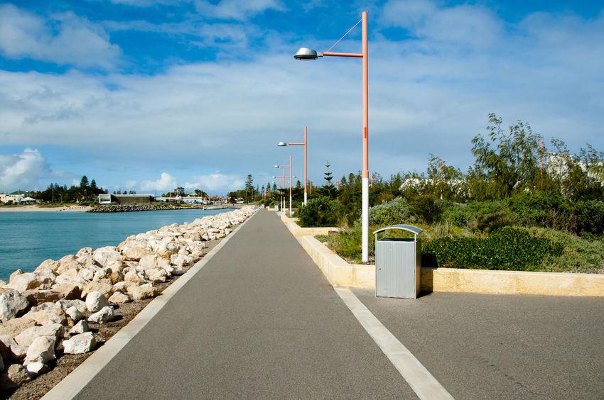 The Esplanade Australia Geraldton Port The Esplanade
