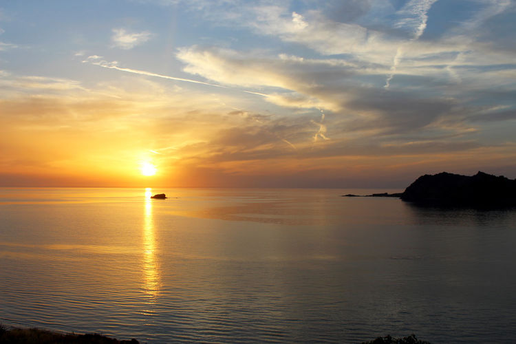 Beauty In Nature Calm Cloud Cloud - Sky Greece Horizon Over Water Idyllic Lesbos Lesvos Nature No People Orange Color Outdoors Remote Rippled Scenics Sea Seascape Sky Sun Sunset Tranquil Scene Tranquility Water