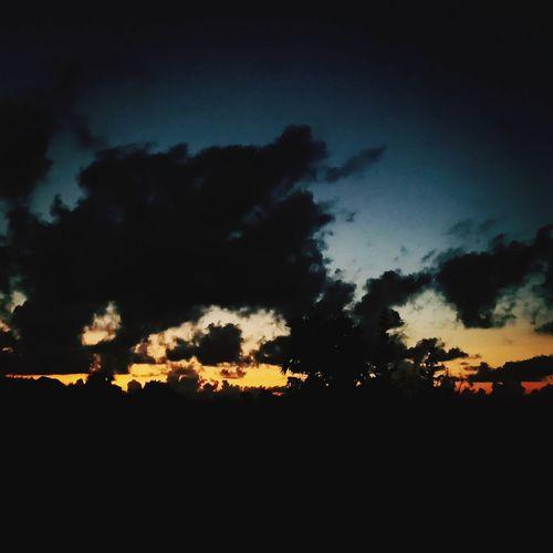 sunrise with