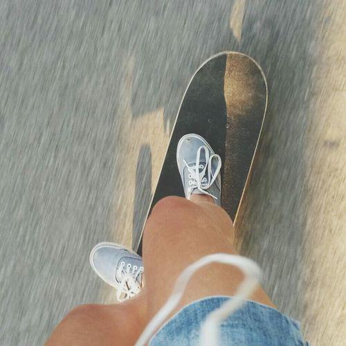 Cudownie Najlepsze Uczucie Ever Skateboarding ♥