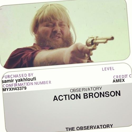 It's going down this friday!! ActionBronson Theobservatory Bambambaklava @fsuposca @robfacekillah @coolio0079