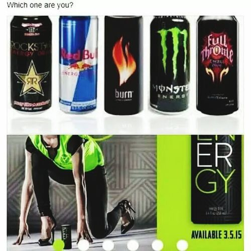 I'm totally ready to get this Energy Drink Looseweight Pictureoftheday Energydrink First Eyeem Photo Check This Out Warrior Fit4success45.myitworks.com Crazy Body Wraps Detox Fatfighters