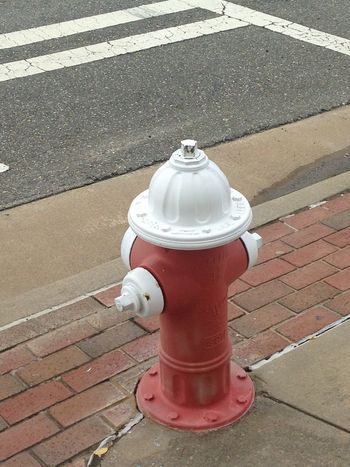 Fire Hydrant Red Streetphotography